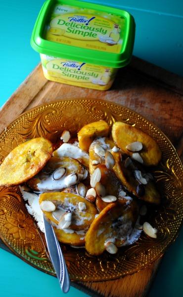 Sautéed Sweet Plantains- Maduros  recipe sweetlifebake.com
