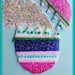 Cascarone Sugar Cookie Cake from sweetlifebake.com