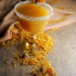 Dia de Los Muertos – Marigold Margarita