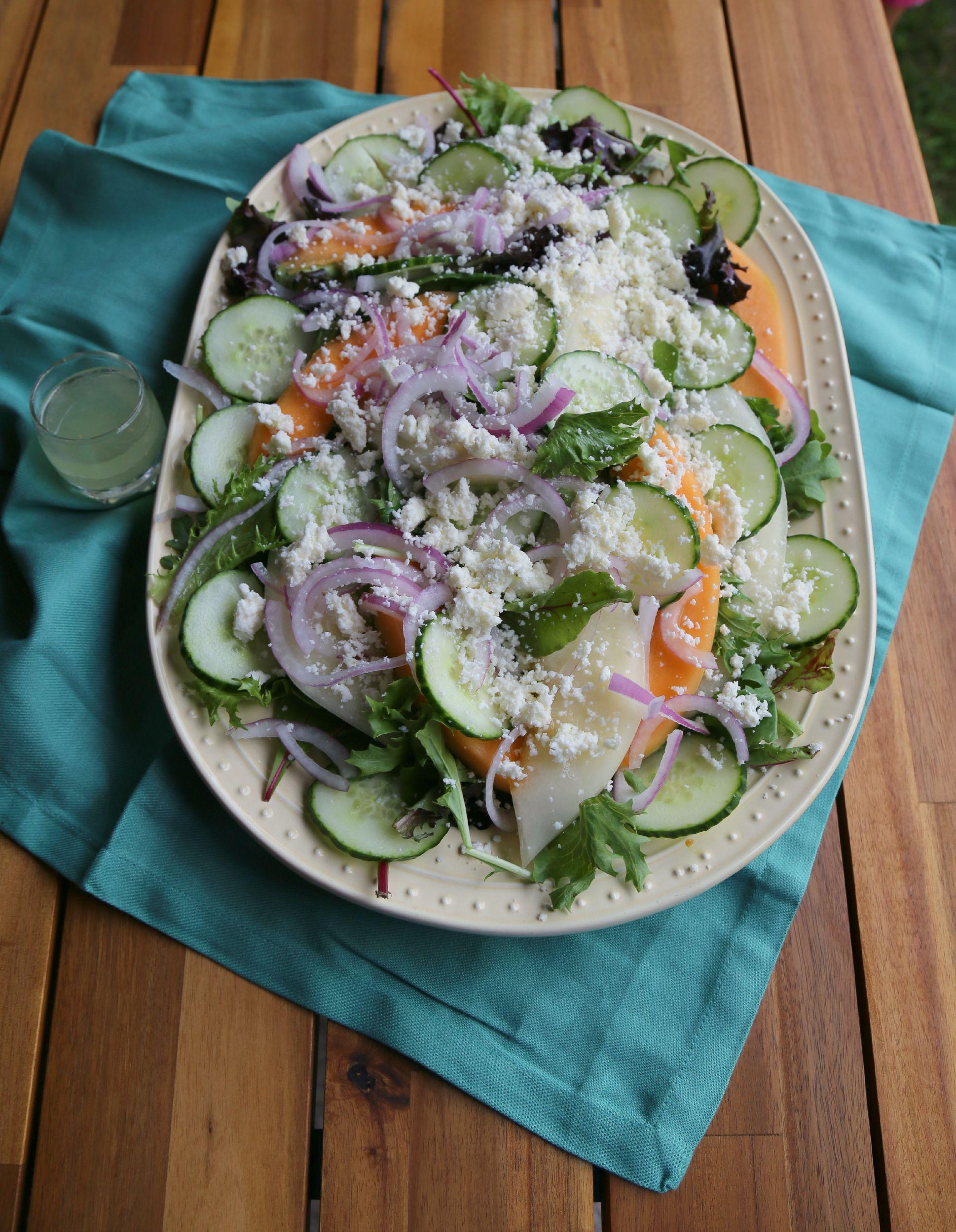 melon-salad-tequila-lime-dressing-vianneyrodriguez-sweetlifebake