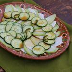 Spicy Chayote –Jicama Salad