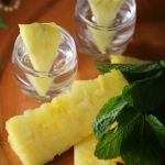 Pineapple-Mint Infused Vodka