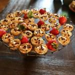No-Bake Mini Dulce de Leche Cheesecakes