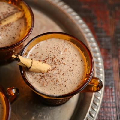 Chocolate Rompope – Mexican Eggnog