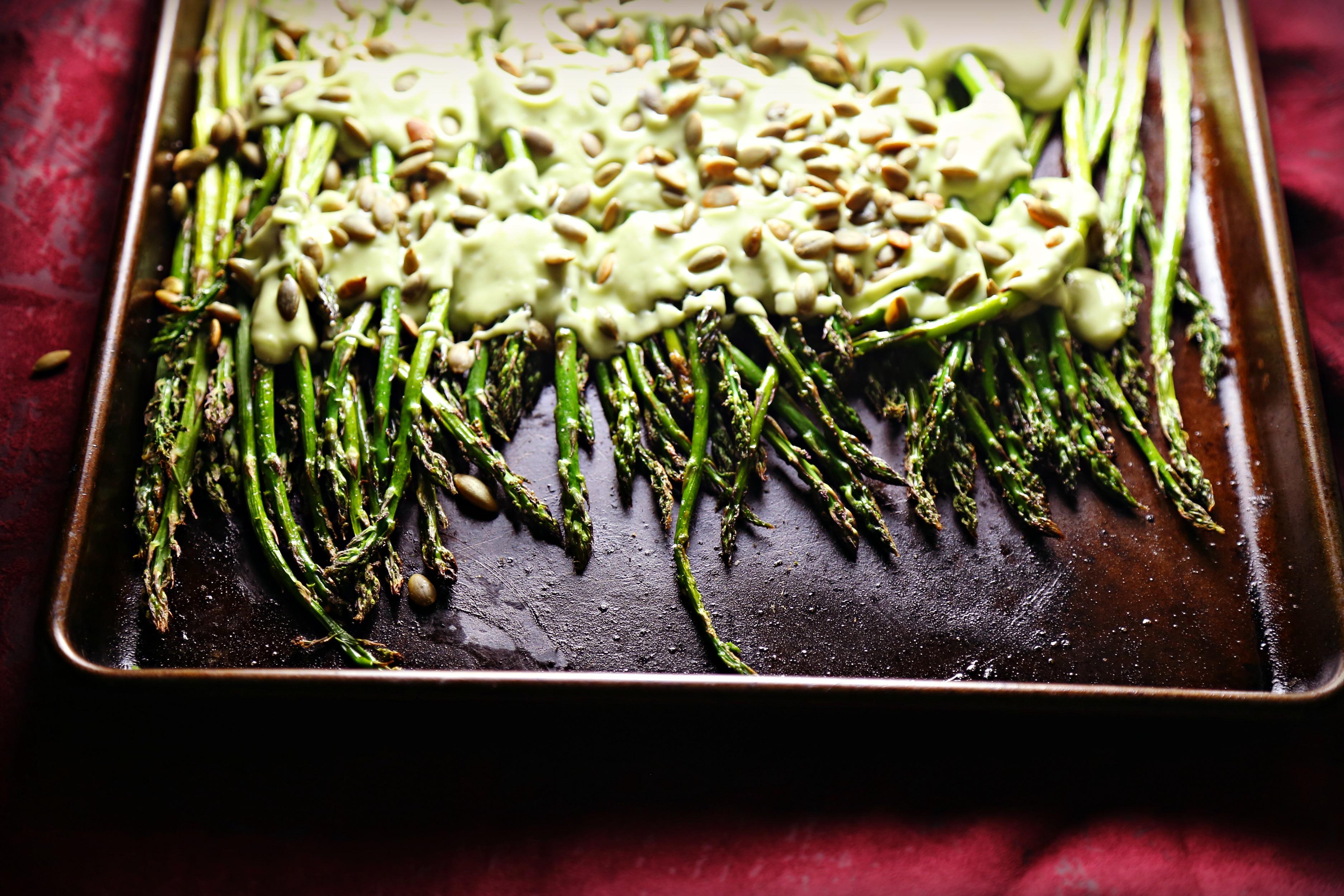 roasted-asparagus-lemon-cream-sauce-vianneyrodriguez-sweetlifebake