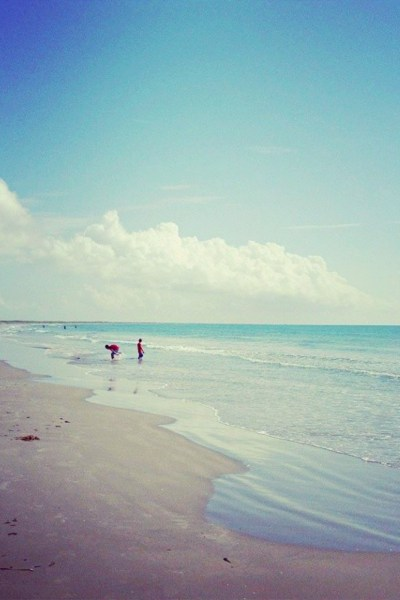 Travel Texas: San Jose Island