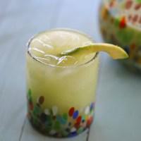 Agua Fresca de Aguacate (Avocado Cooler)