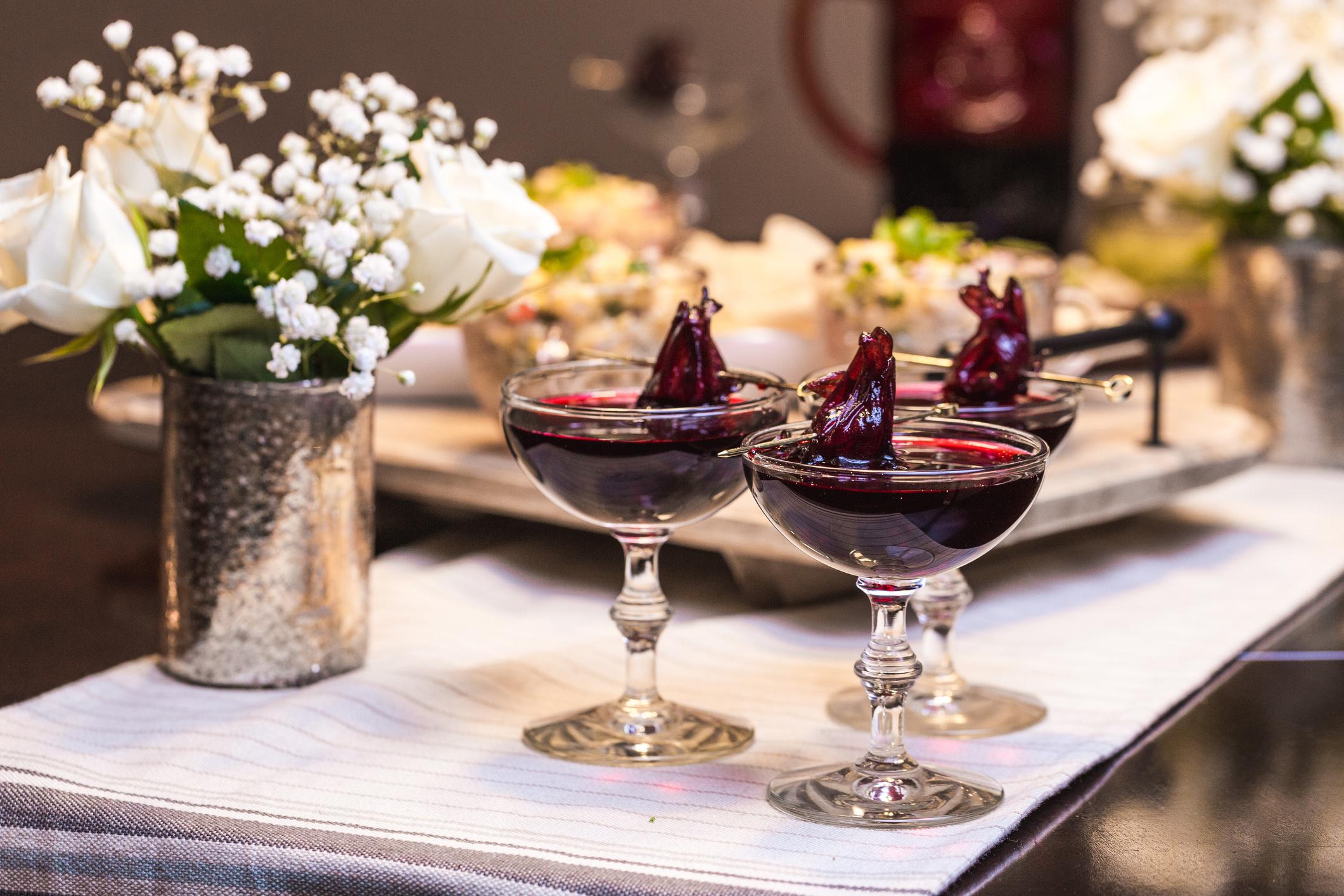Hibiscus Martini Sweet Life