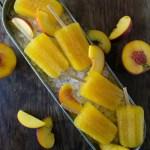 Peach Margarita Paletas