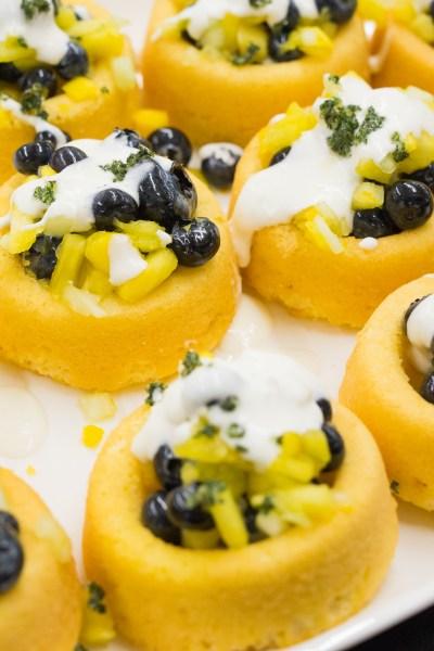 Margarita Fruit Tarts