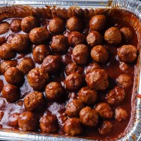 Tasty Turkey Meatballs