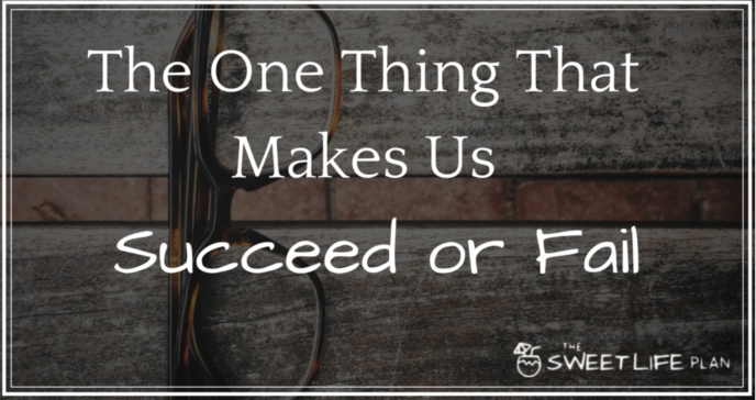 Why we succeed and why we fail