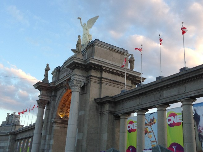Princes' Gates at The CNE