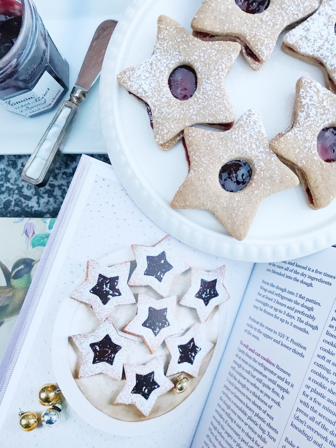 *Recipe excerpted from The Artisanal Kitchen: Holiday Cookies by Alice Medrich (Artisan Books). Copyright © 2017. Photographs of the cookies on the book cover and inside the book are by Deborah Jones & Lauren Volo.