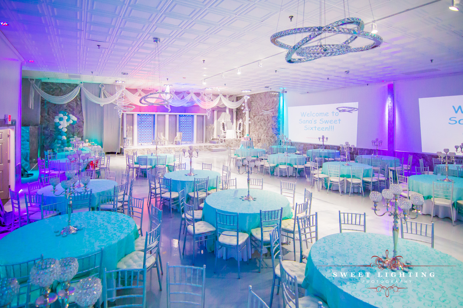 Event Photography Sana S Sweet 16 The Event Factory In Tampa