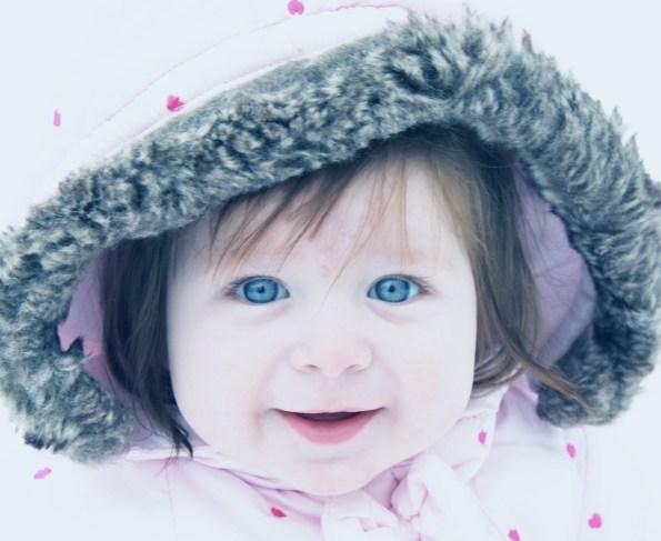 baby snow