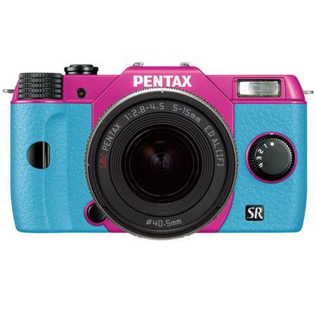 pentax digital customizable camera