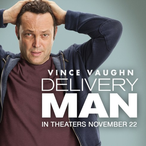 vince vaughn disney delivery man
