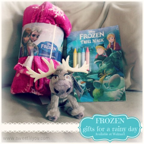 FROZEN Rainy day gifts and activities!  #Disney #FrozenFun #shop #cbias