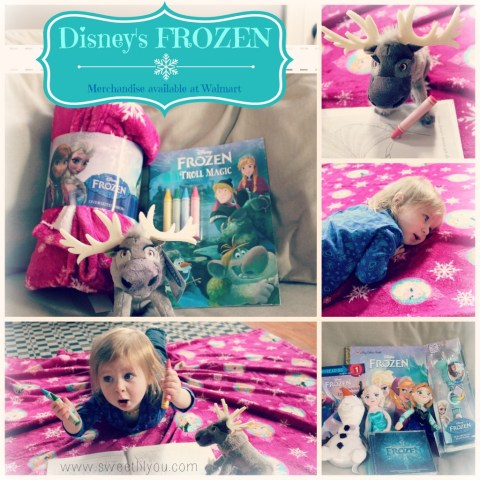Looking for great holiday gifts Toys Books Activities! Disney's FROZEN merchandise now available at Walmart! #Disney #FROZENfun #shop #cbias