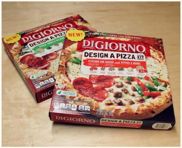 DIGIORNO® Design A Pizza Kit #DesignAPizza #Digiorno  #shop #cbias