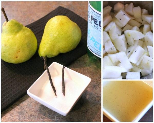 homemade pear syrup #BarNutrition #shop
