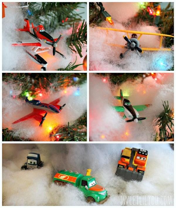 DIsney Planes Die-cast #PlanesToTheRescue #ad