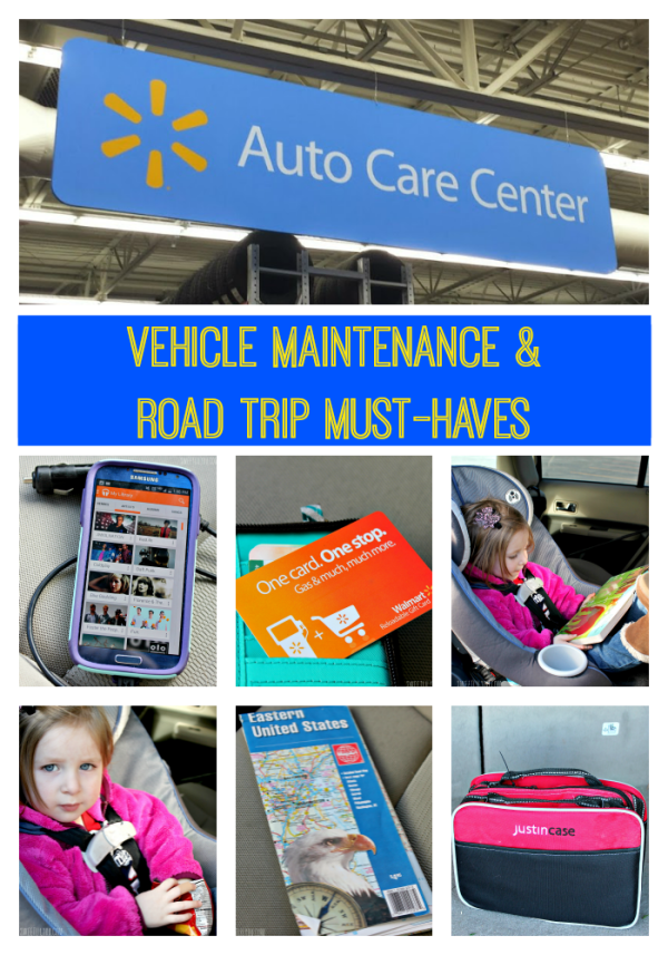 Vehicle Maintenance #DropShopAndOil Auto Care at Walmart