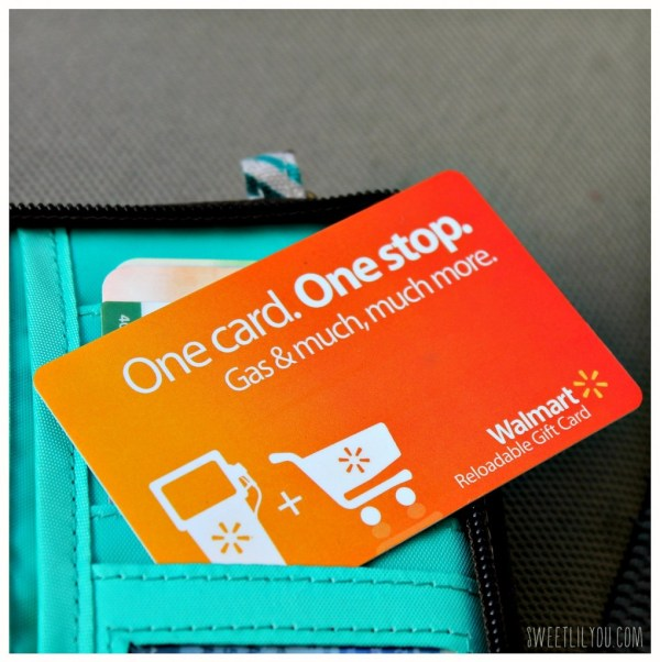 Walmart Reloadable Gift Card #DropShopAndOil
