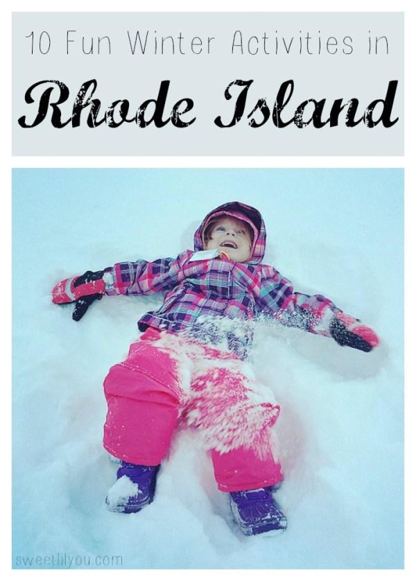 10 Fun Winter Activities in Rhode Island