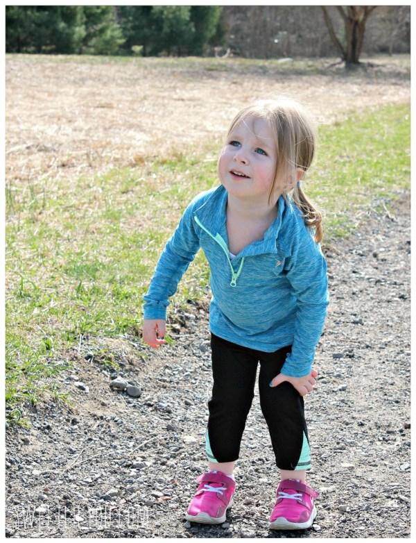 Don't get injured! Kids running clothes