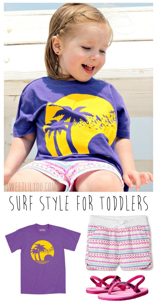Surf Style for Toddlers