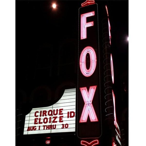 Cirque Eloize id at Foxwoods Resort casino
