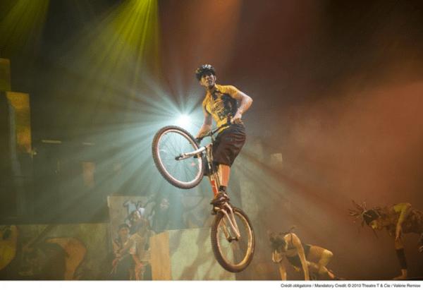 Cirque Eloize id - Bike