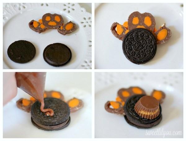 Chocolate Turkey dessert