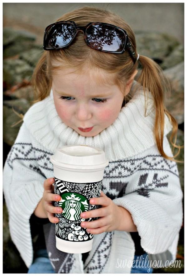 Starbucks Coffee Fall sweaters
