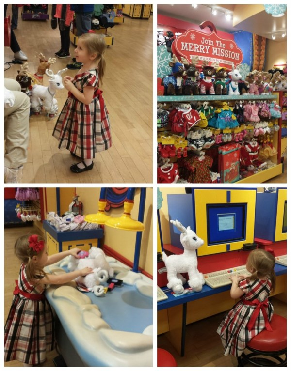 Build A Bear at Emerald Square Mall
