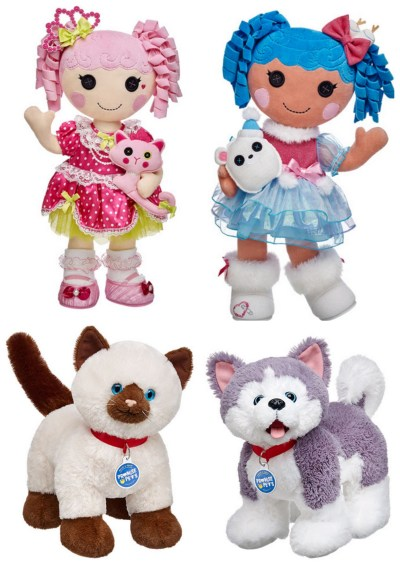 Build A Bear Holiday Merry Mission - sweet lil you
