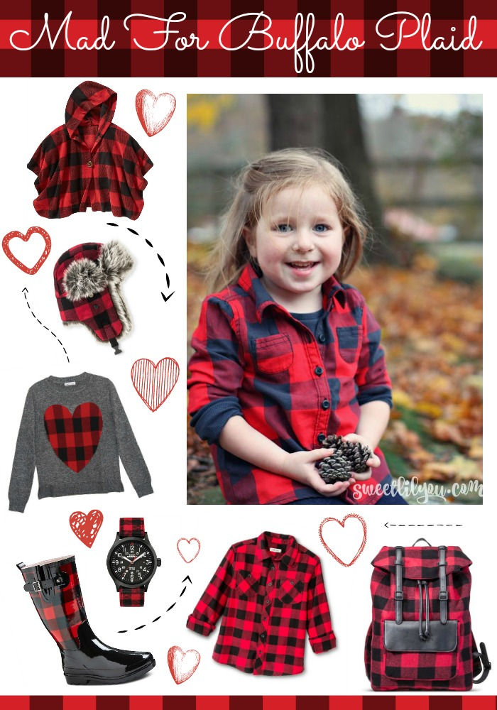 d7a819fc4eb79 Mad For Buffalo Plaid - sweet lil you