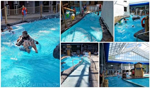 Lazy River cape Codder Resort