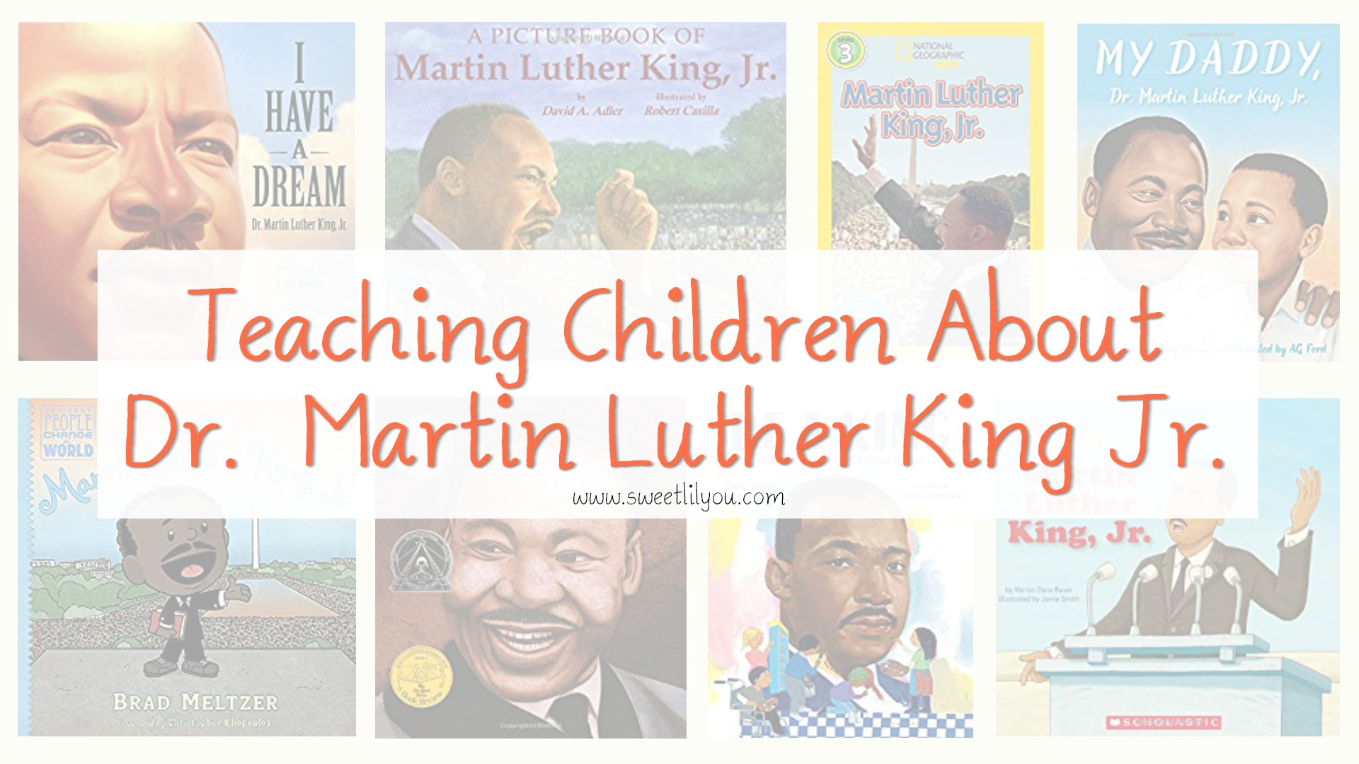 Teaching Children About Martin Luther King Jr