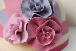 Ruffled flowers