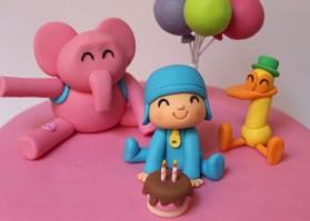 Pocoyo and friends