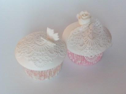 Cupcakes de boda