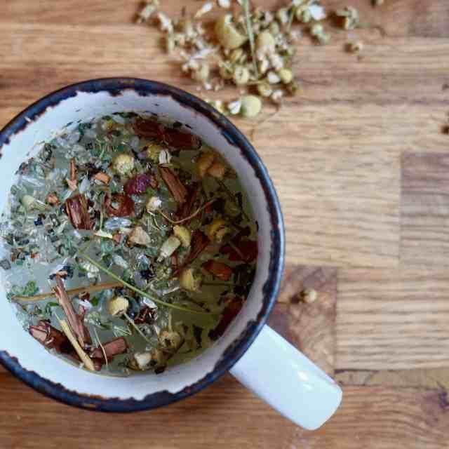 DIY ZEN TEA