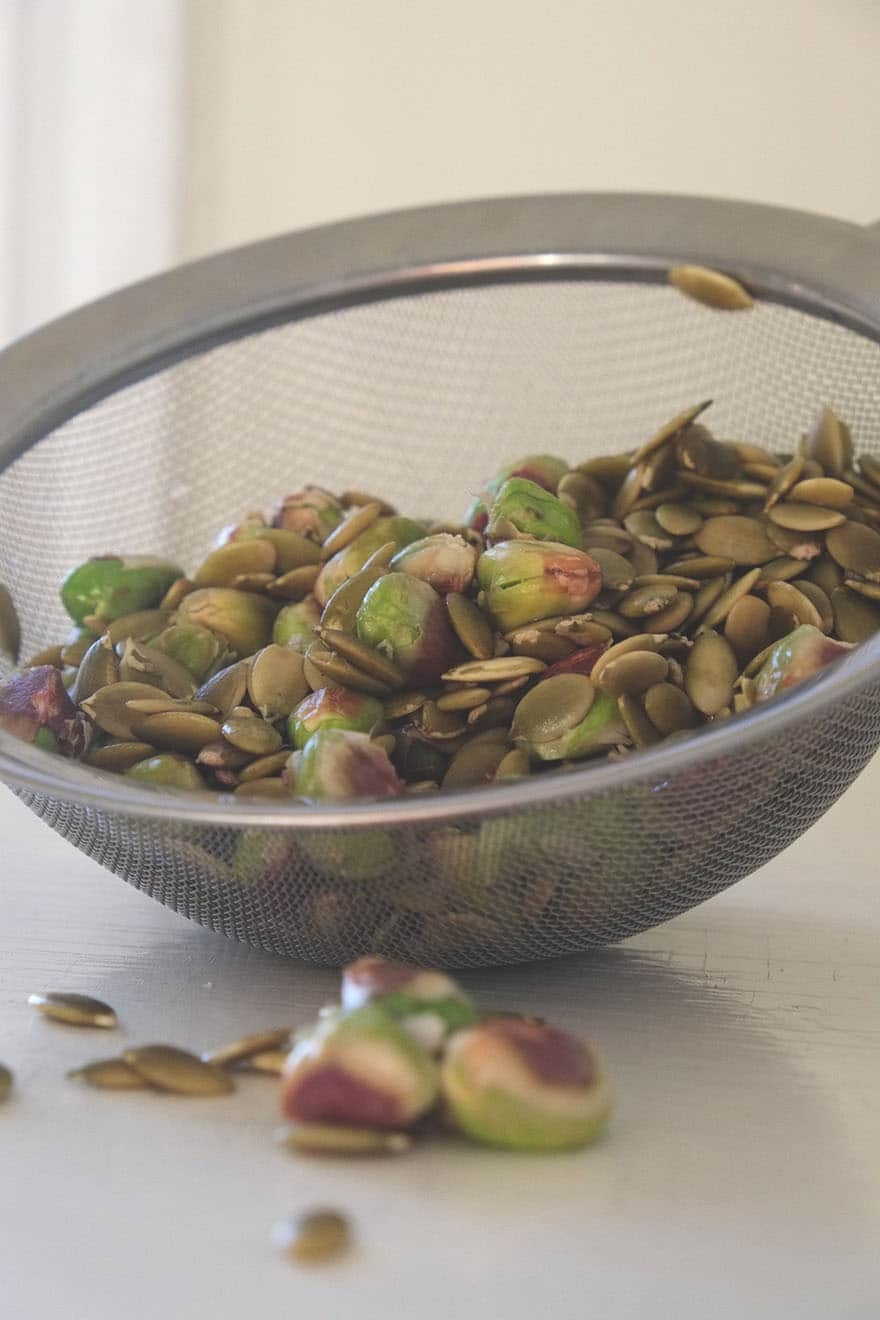 pistachio and pumpkin seed milk #vegan #superfoodmilk
