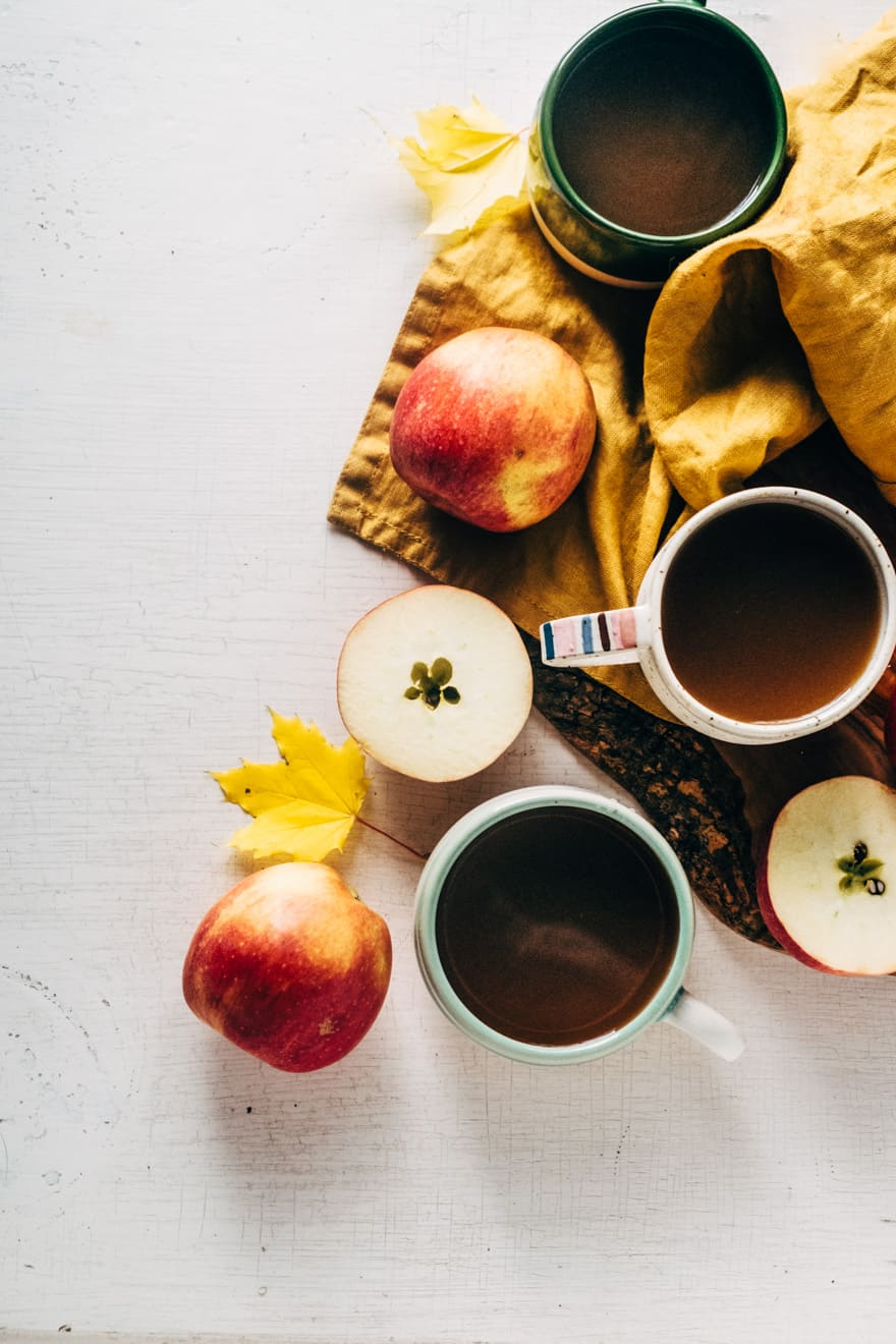 chaga apple cider