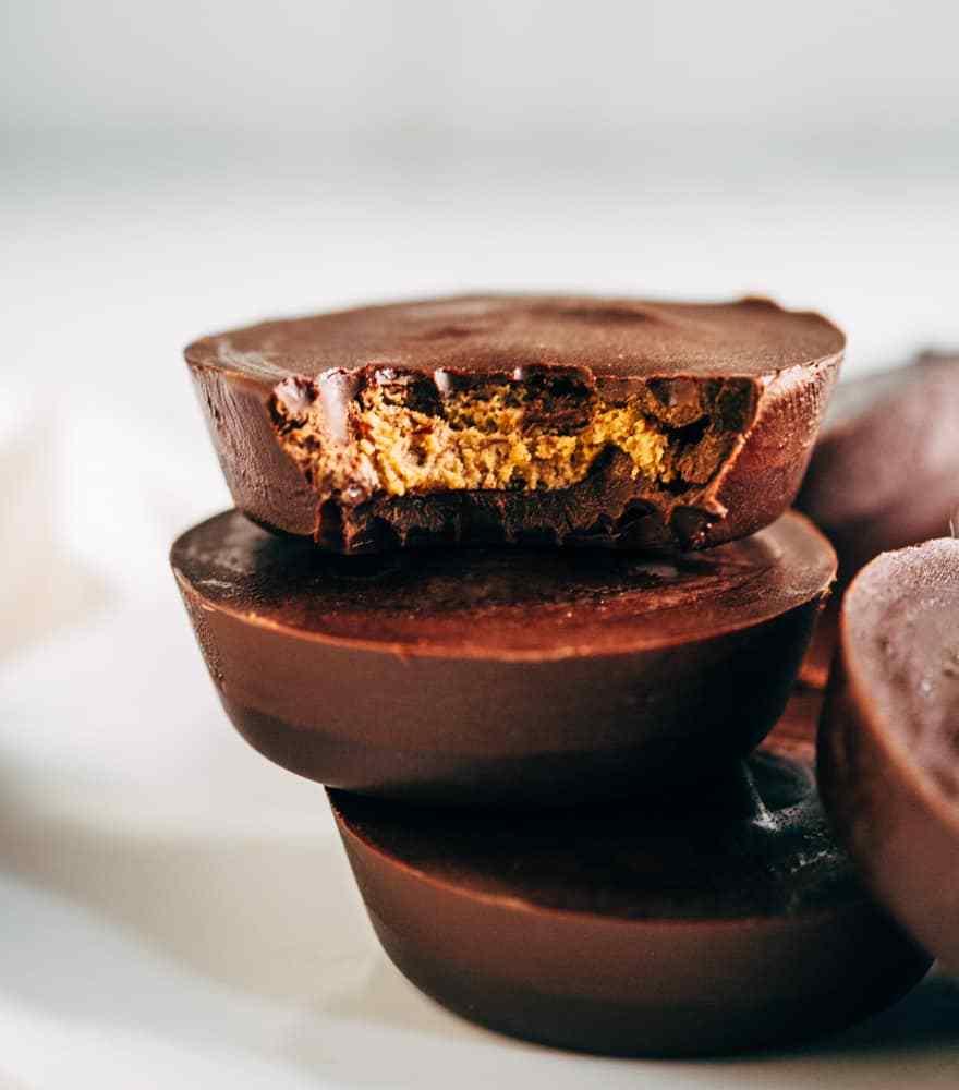 Chai Cashew Butter Cups