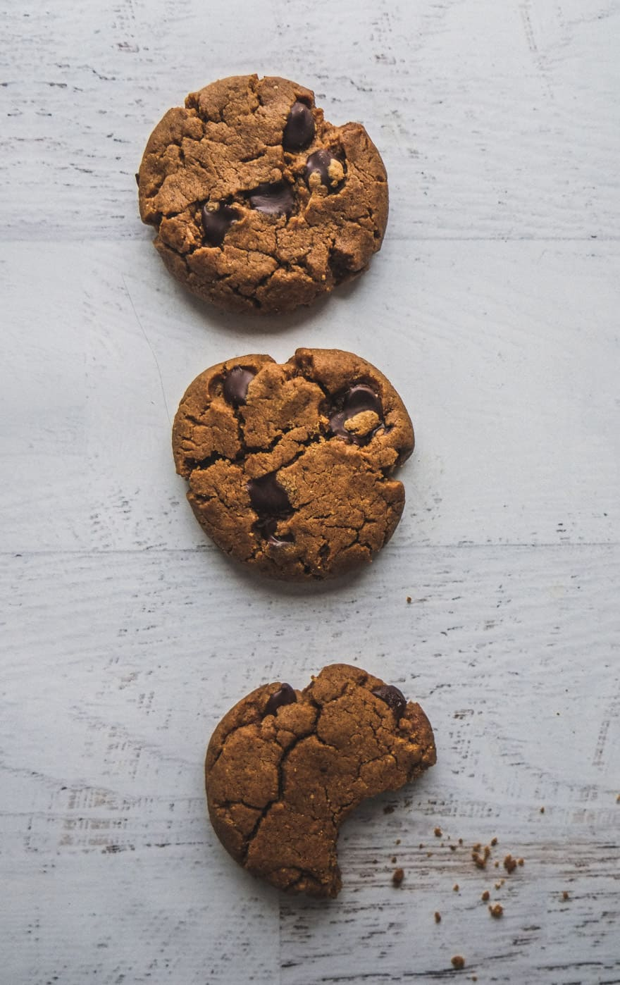 Chai spiced Chocolate chip cookies #paleo #glutenfree #grainfree