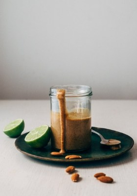 Thai Almond Butter Sauce